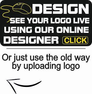 Design your own logo on this product