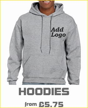 Custom logo hoddies