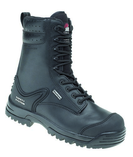 Boot Combat Metal Free with Gravity Hybrid Sole, HIMALAYAN-5204,
