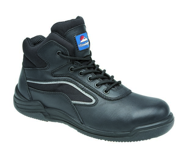 Safety Trainer Boot Metal Free, HIMALAYAN-4203,