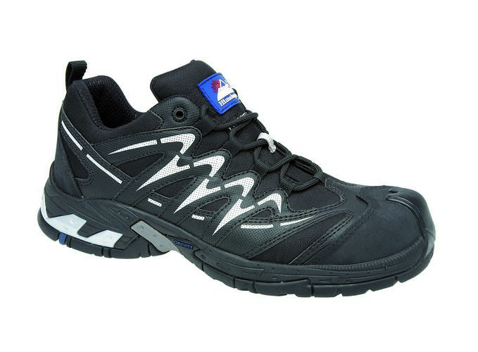 Safety Sport Trainer Metal Free Cap and Midsole, HIMALAYAN-4034,