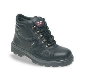 Safety Boot with Midsole Large Sizes, TOESAVERS-1400,