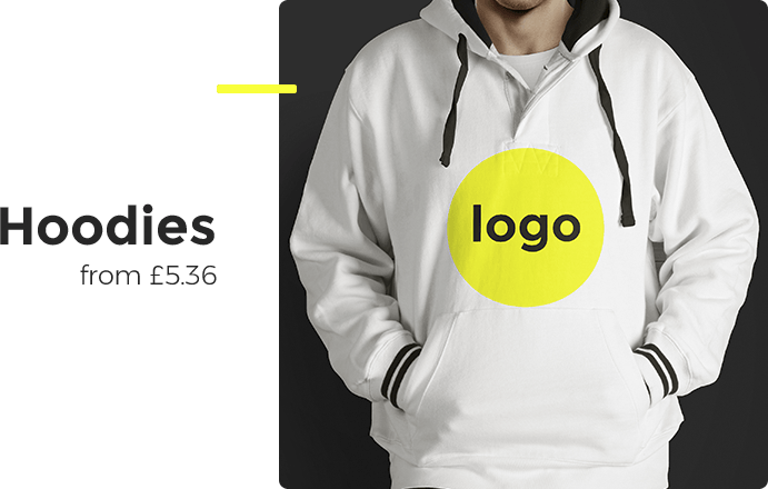 Custom Printed Hoodies at Hi Vis