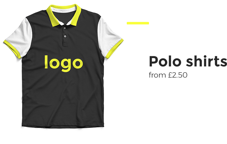 Custom Polo Shirts at Hi Vis