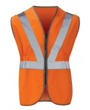 Rail Spec hi vis vests
