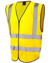 Yellow Hi Visibility Vest