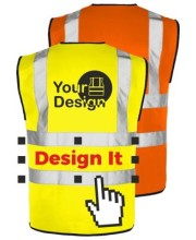 Personalised Hi Vis Vests