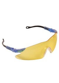 Yellow lightweight Safety Glasses BBNS2y