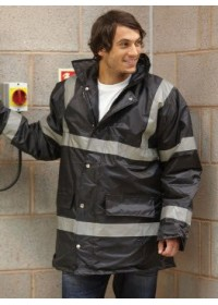 HVP301 Managers security reflective coat