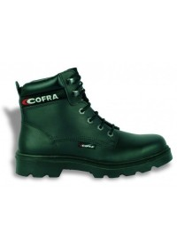Cofra Hull Safety boot black S3