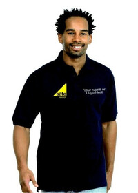 Embroidered Gas Safe Polo Shirt