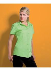 Kustom Kit KK728,Workforce blouse short SL