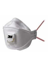 3M 9332 Plus Foldable Respirator Pack 10
