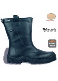 Black Rigger Boot Cofra Malawi 2262