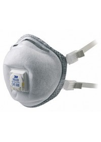 3M 9928 Premium Welding Fume Respirator (Valved) Pack of 10