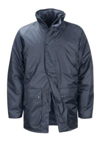 Waterproof padded coat