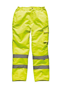 Dickies SA35015 Hi Vis Polycotton Trouser