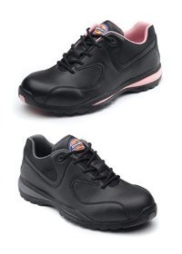 Dickies FD13905 Ohio Ladies Trainer safety Shoe