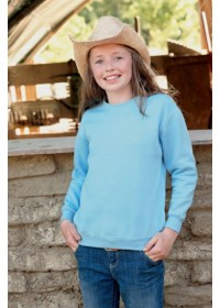 Fruit of the Loom SS201 Kid's set-in sweat
