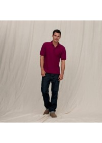 Fruit of the Loom SS204 Heavyweight 65/35 polo
