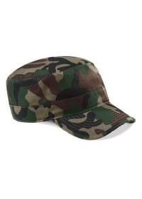 Beechfield BC033,Camouflage Army cap