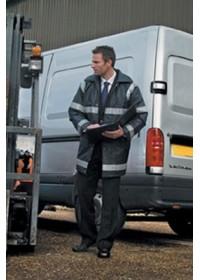 Result RE23A Workguard management jacket