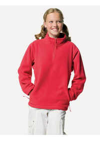 Jerzees Schoolgear 8740B,Kid's 1/4 Zip Outdoor Fleece