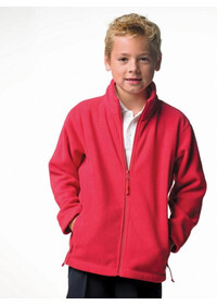 Jerzees Schoolgear 8700B,Kid's Full Zip Outdoor Fleece