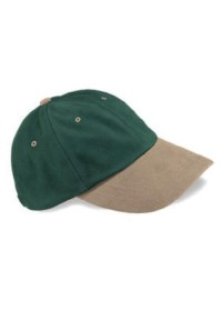 Beechfield BC057,Low profile heavy brushed cotton cap