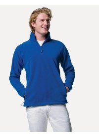 Russell 8740M Quarter Zip Outdoor Fleece