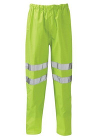 Hi Vis Flame Retardant Anti Static Trousers