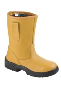 Boot Rigger Style (Fur Lined)
