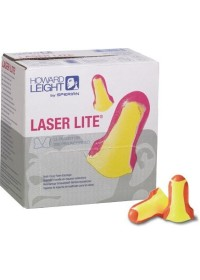 Howard Light Laser Light Ear Plug Refills 200 pairs
