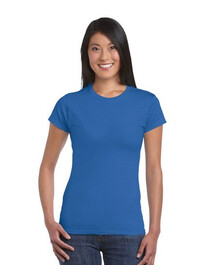 Gildan Ladies Fitted Tee Shirt softstyle, colours