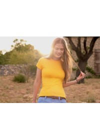 Fruit of the Loom SS050 Lady-fit valueweight tee