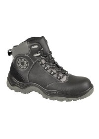Black Non - Metallic Safety Boot, SECURITYLINE-4116,