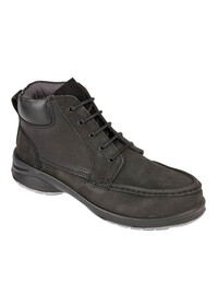 Ladies Black Star Trainer Boot, HIMALAYAN-2211,