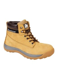 Wheat Nubuck Iconic Boot with Midsole, HIMALAYAN-5150,