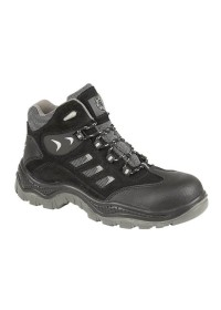 Black Non - Metallic Safety Boot, SECURITYLINE-4114,