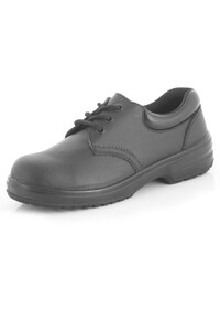 Ladies Black Safety Shoe