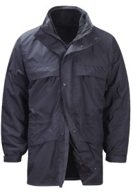 3 in 1 Fleece Lined Waterproof Jacket