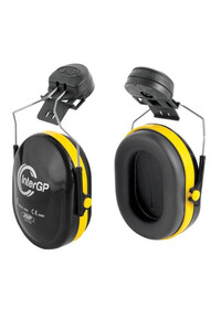 JSP Inter GP Helmet mounted Ear Defenders