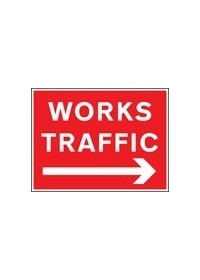 Works traffic  > sign