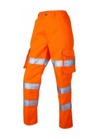 Ladies Hivis Cargo Trousers CL01