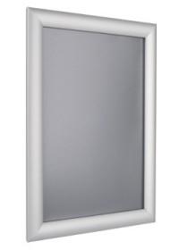 762 x 508mm 25mm snap frame black sign poster 58967