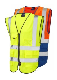 Hi Vis Vest with Pockets Executive