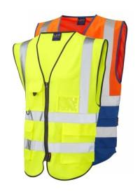 Hi Vis Vest with Pockets Executive