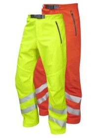 Hi Vis Stretch Work Trouser Leo WT01