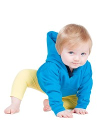 Larkwood LW02T Toddler hoodie with Kangaroo pocket