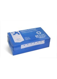 120 Blue Detectable Detectable Plasters CFABDP120